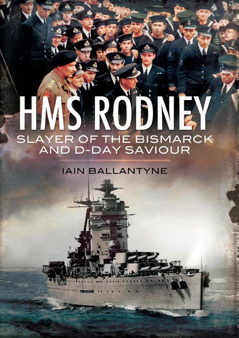 HMS Rodney book