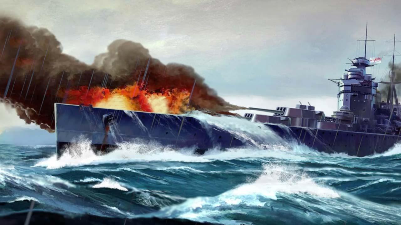 The Final Reckoning for the Fugitive Bismarck