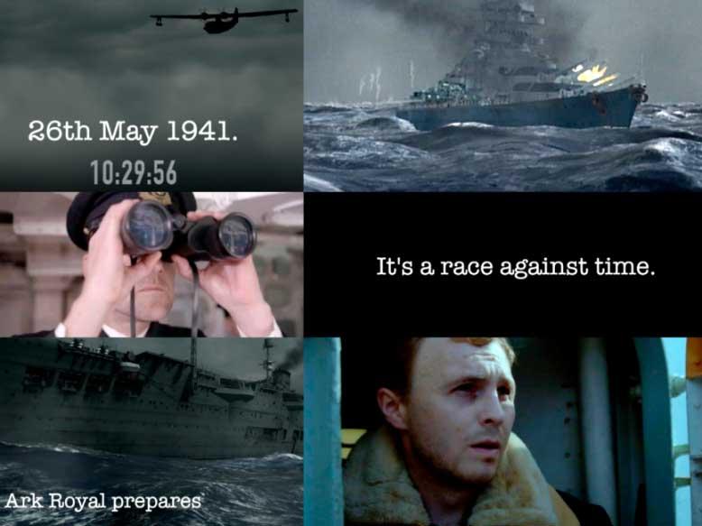 'Bismarck: 24 Hours to Doom' TV programme